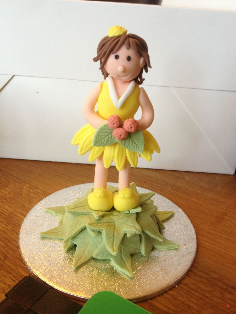 Fairy on Cake Central