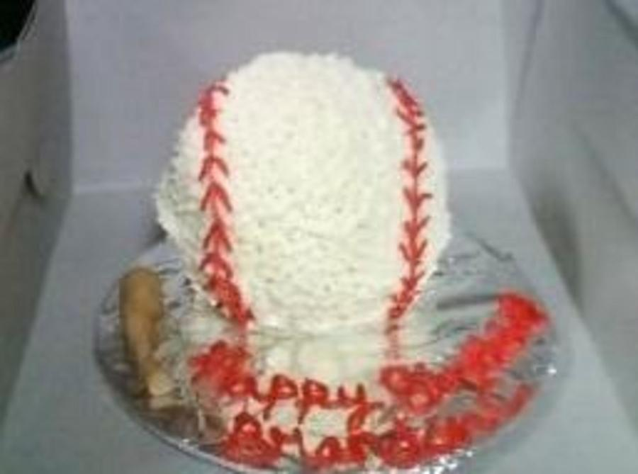 Batter Up!!! on Cake Central