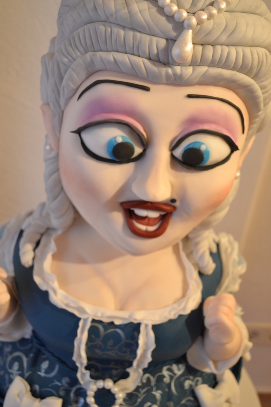 Marie Antoinette Inspired By Mr Peabody And Sherman