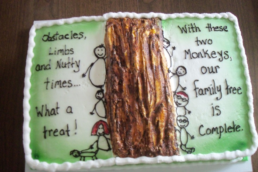 Family Tree on Cake Central