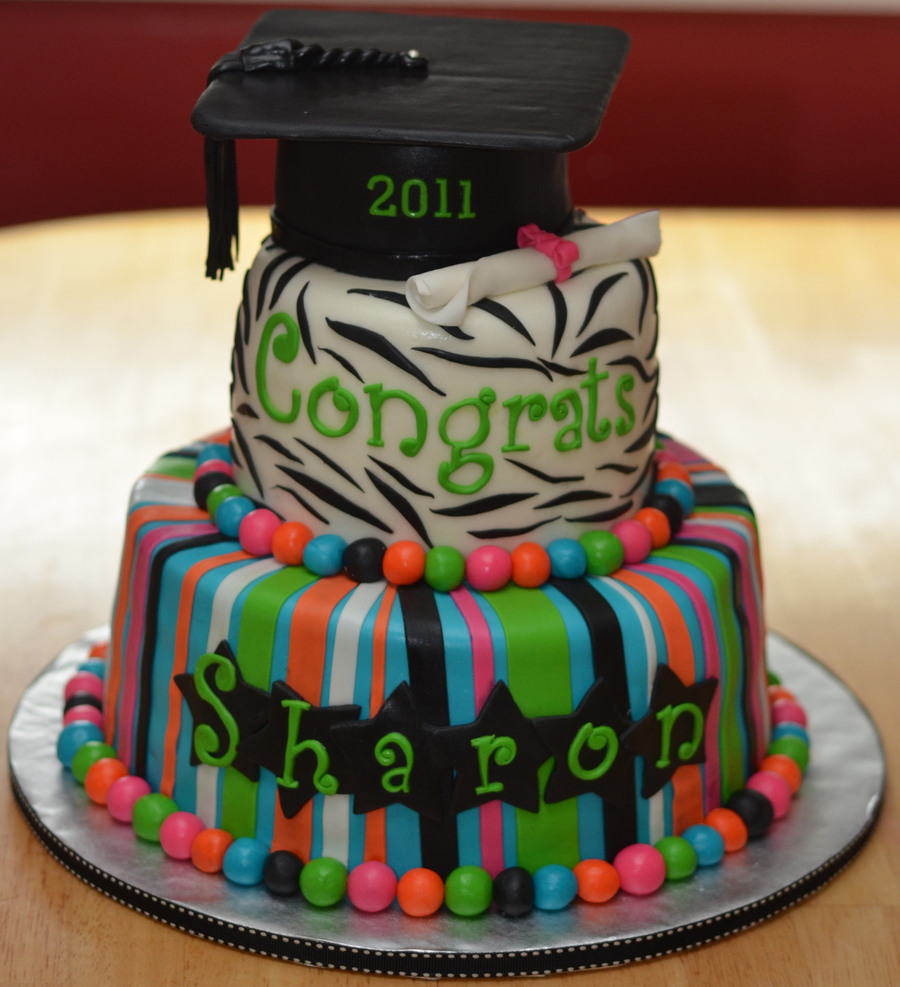 Graduation Cake on Cake Central