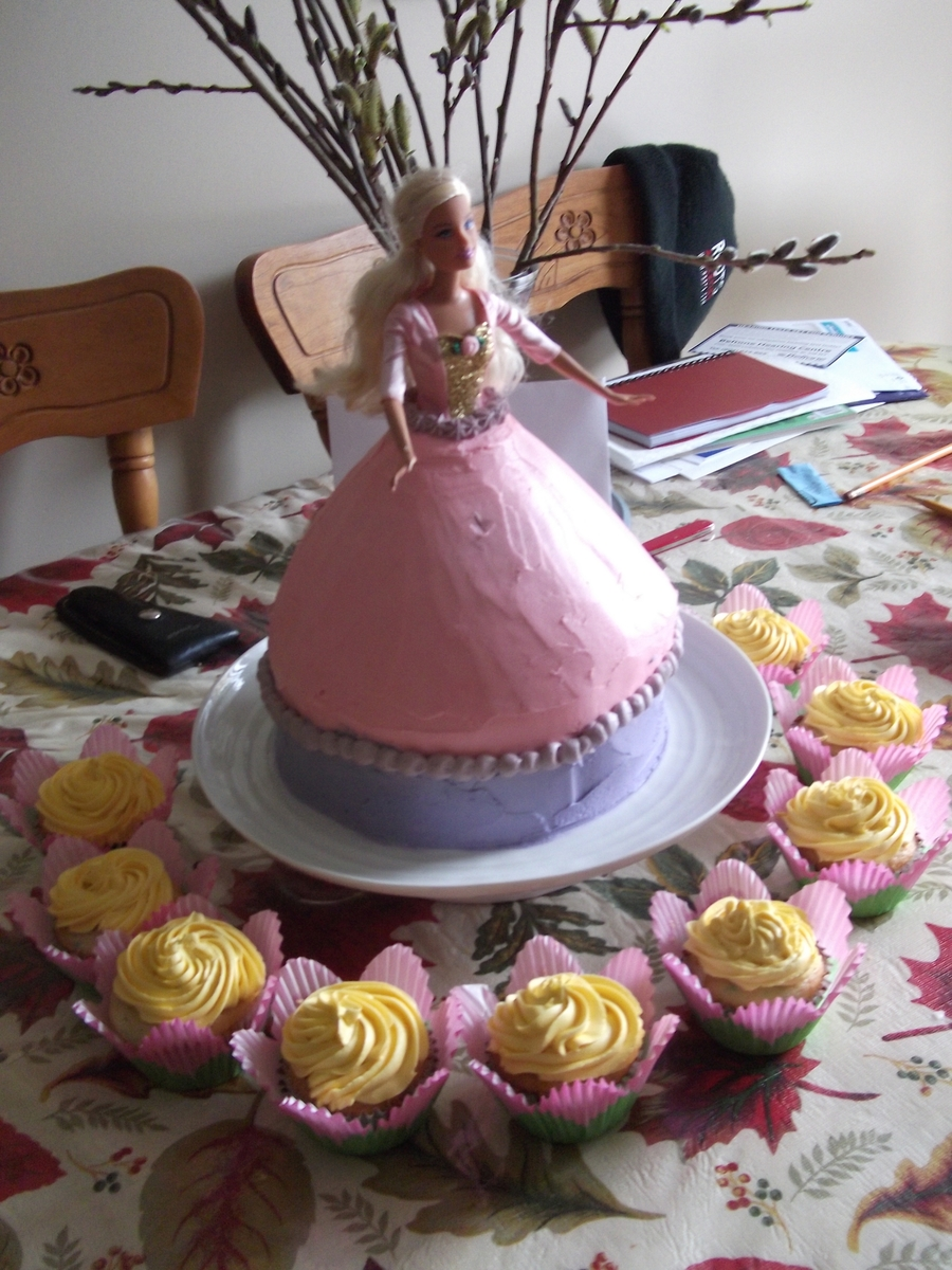 Barbie 5Th Birthday Cake - CakeCentral.com (900 x 1200 Pixel)