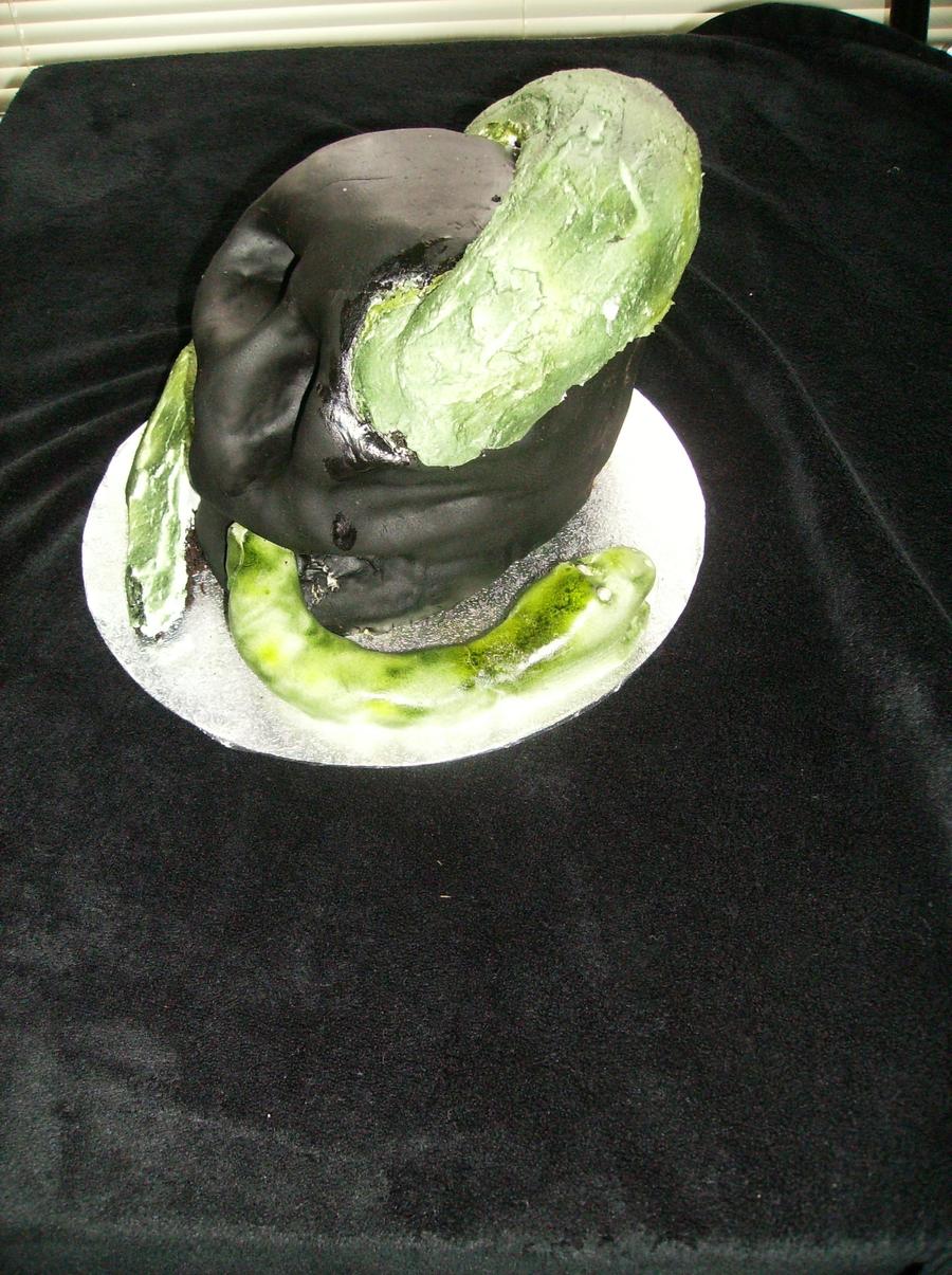 harry potter dark mark cake cakecentralcom