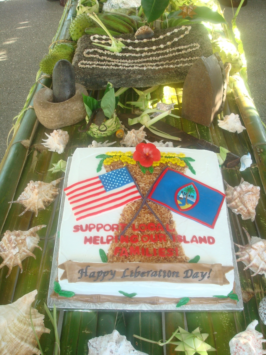 2012 Liberation Guam on Cake Central