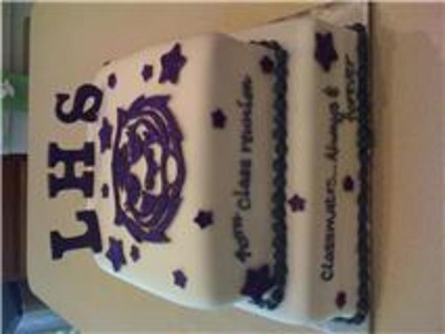 Cake Design For Class Reunion : Class Reunion - CakeCentral.com