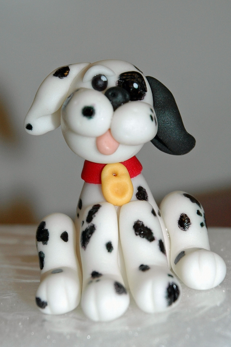 Dalmation on Cake Central