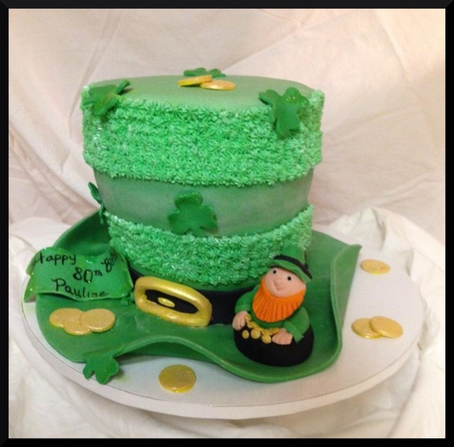St Patricks Day Birthday on Cake Central