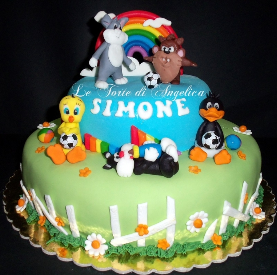 Baby looney tunes for Baby looney tune decoration