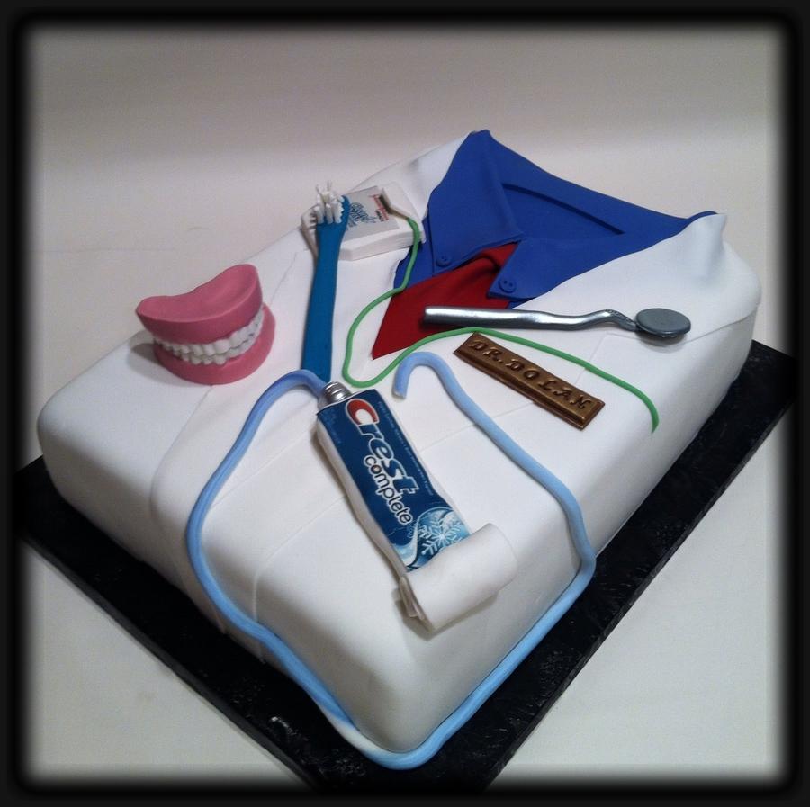 Dentist Cake Cakecentral Com