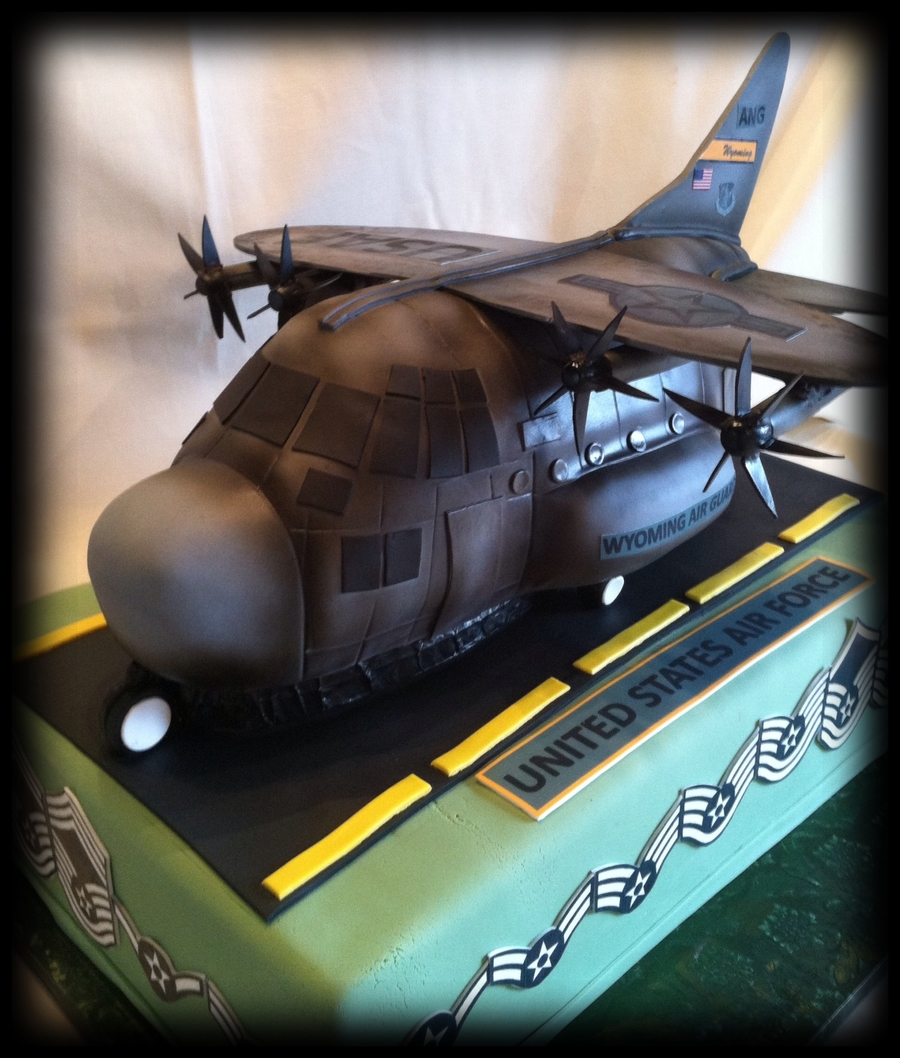 C130 on Cake Central