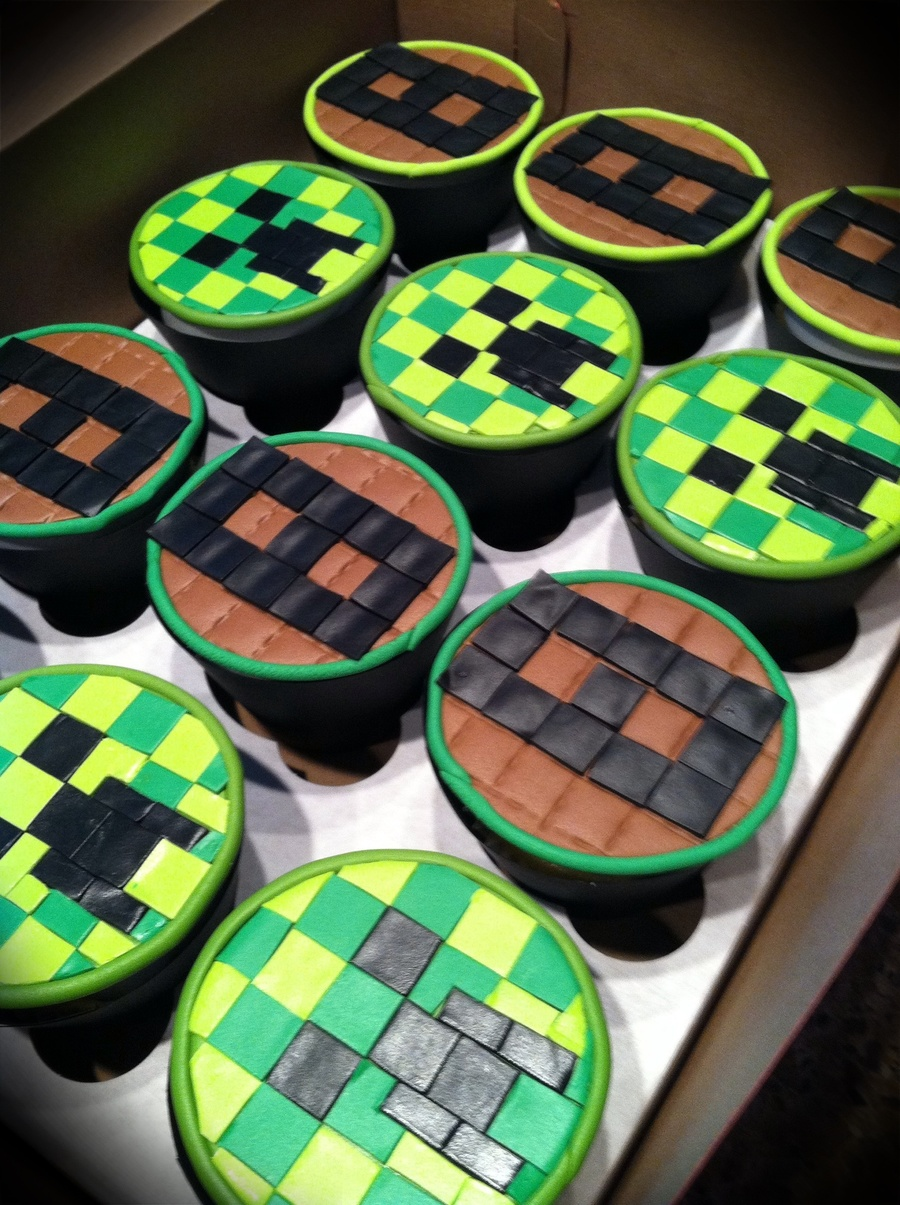 Mine Craft Sweeper on Cake Central