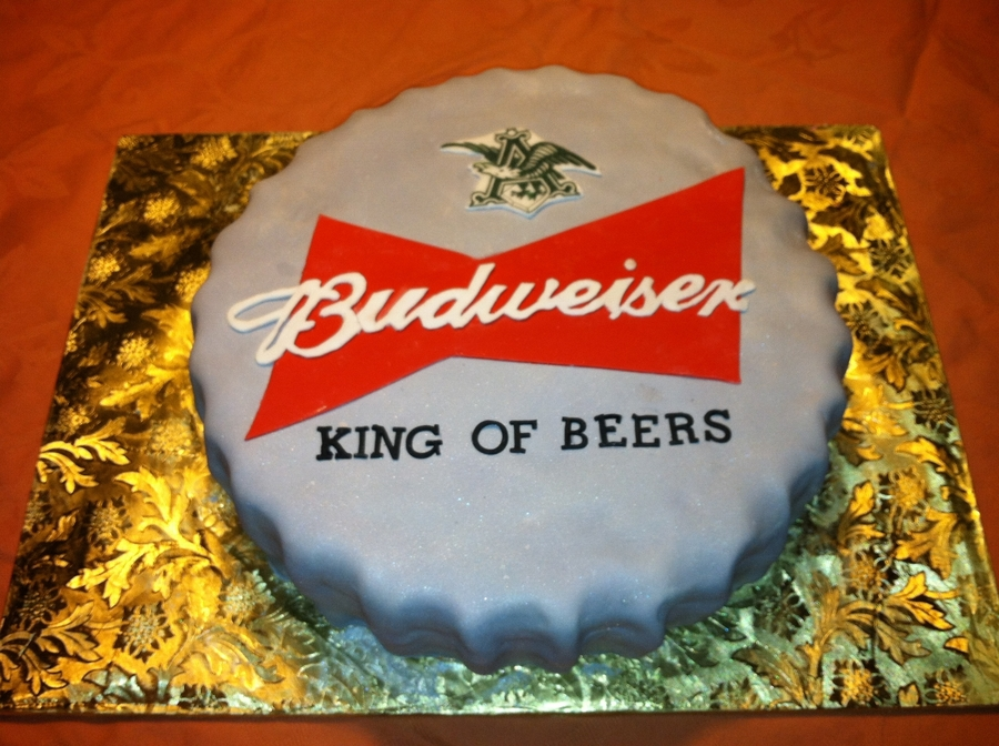 Beer Cake on Cake Central