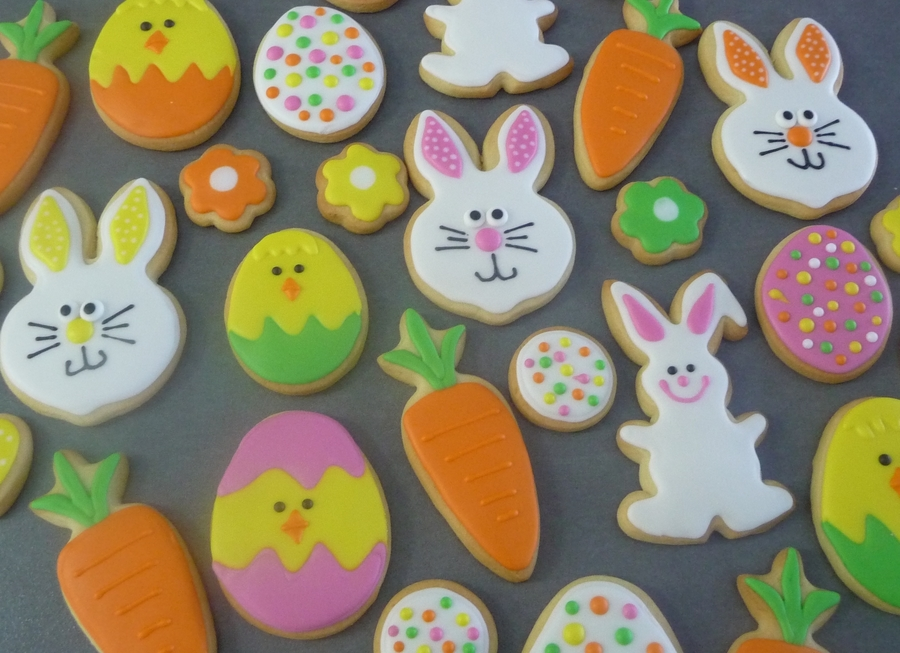 Easter Time on Cake Central
