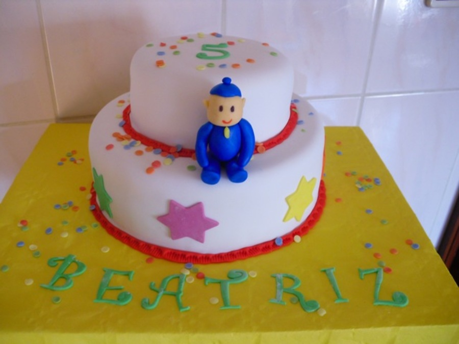 Pocoyo on Cake Central