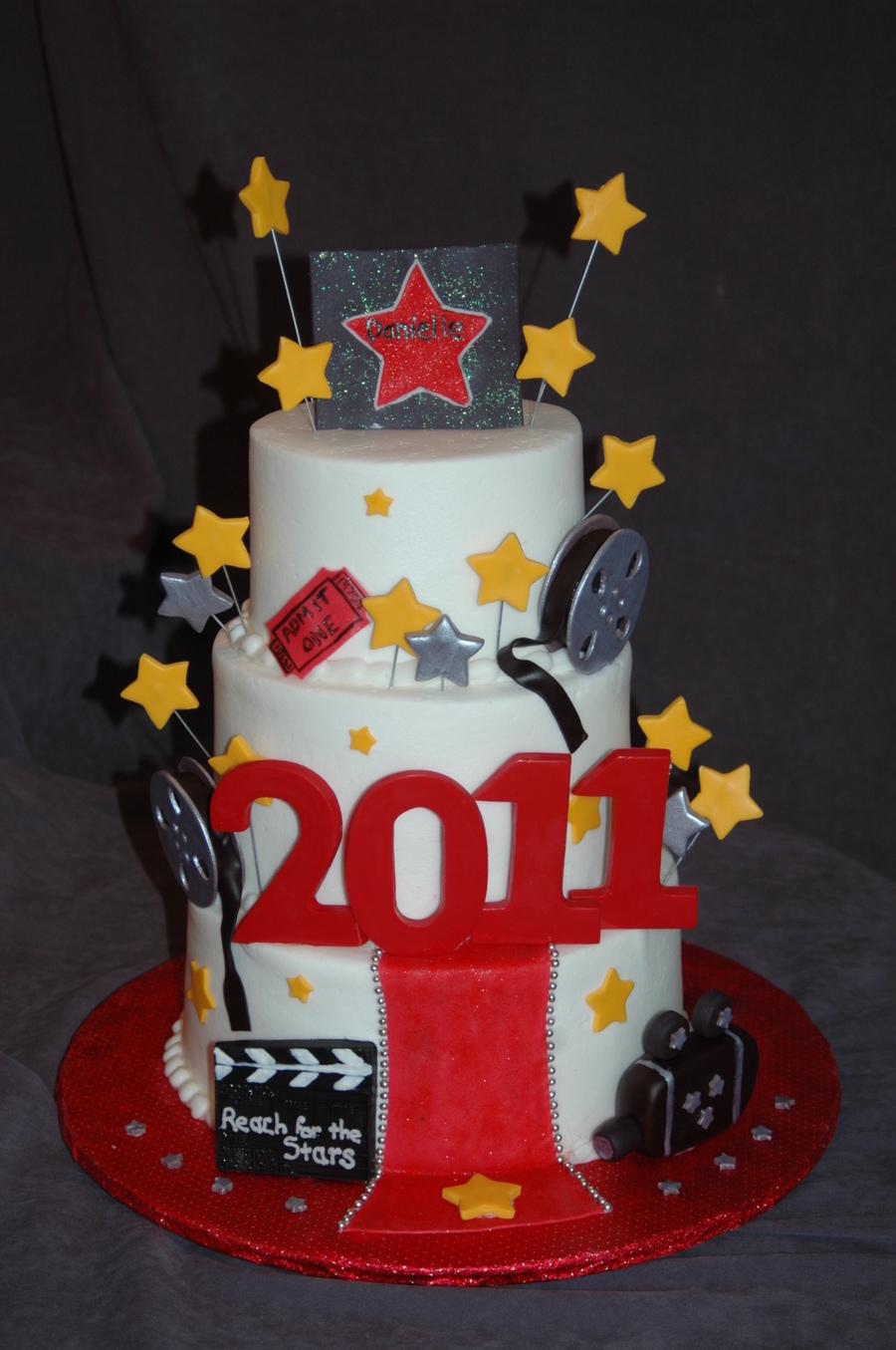 hollywood theme graduation party www