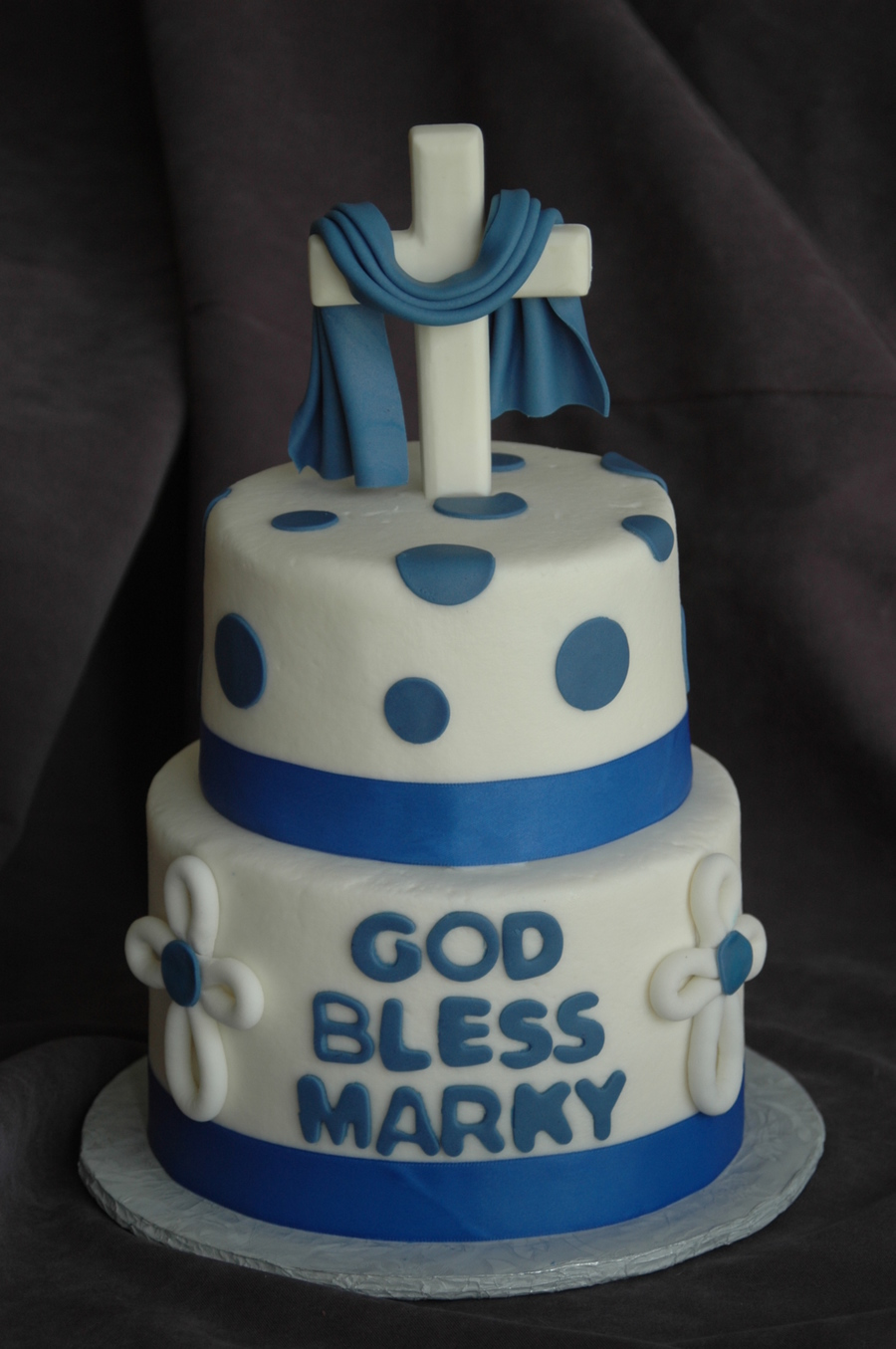 Communion Boy on Cake Central
