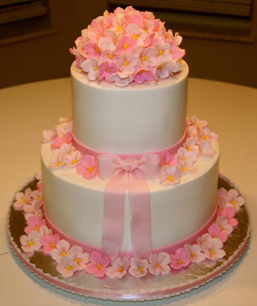 Shades Of Pink on Cake Central
