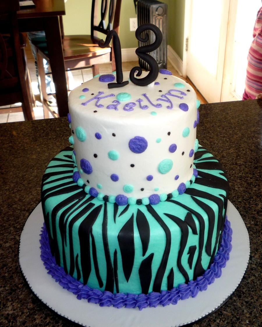 Make Th Birthday Cake