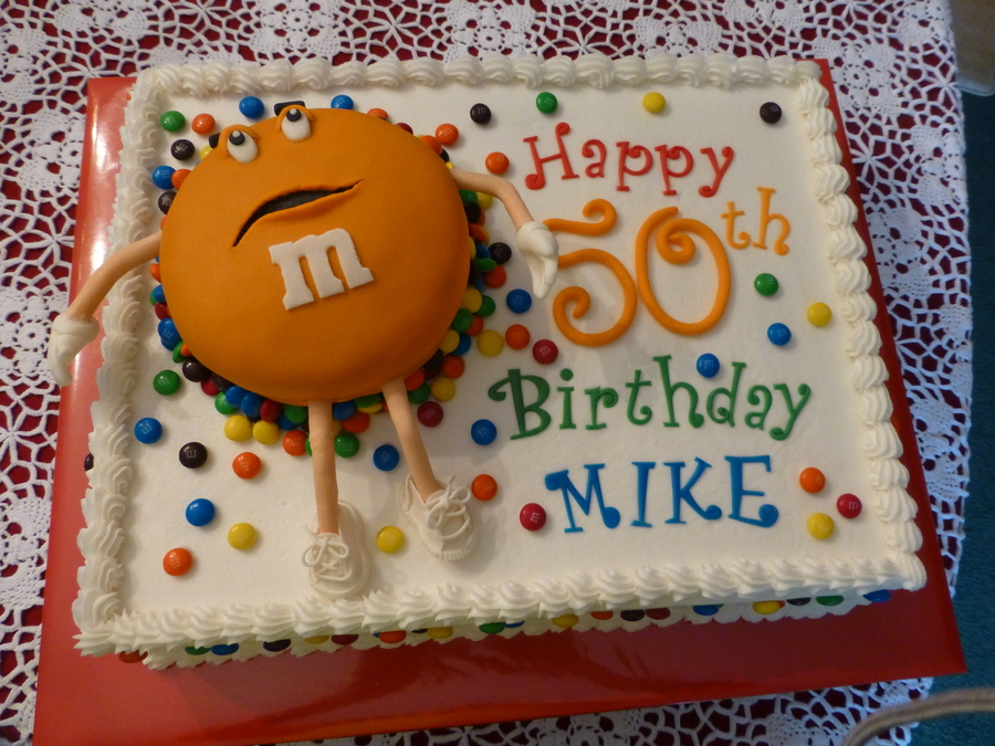 Mikes 50th Celebration Cakecentral