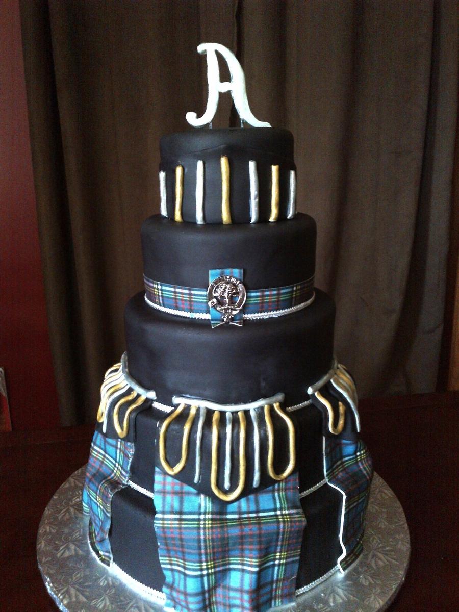 Grandpas 90Th Birthday Cake CakeCentralcom