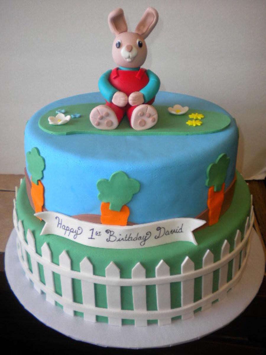 Baby Cakes Larry