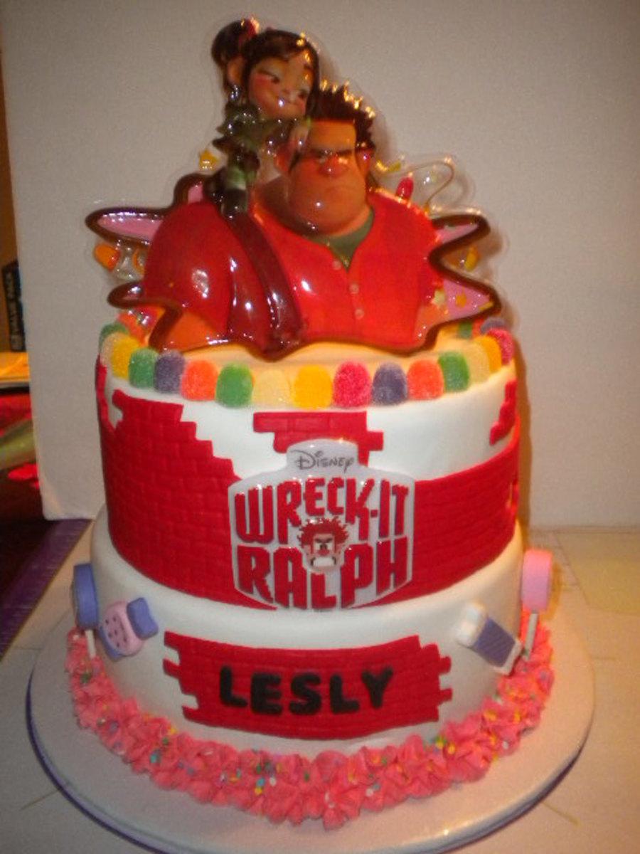 Cake Wreck Birthday