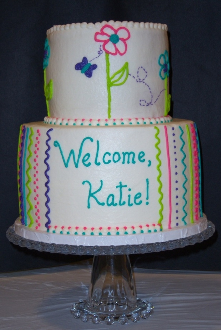 Welcome on Cake Central