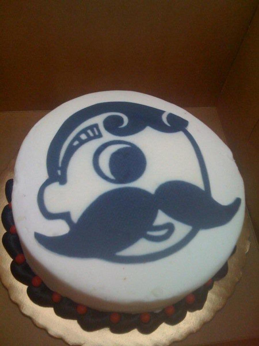 Natty Boh on Cake Central