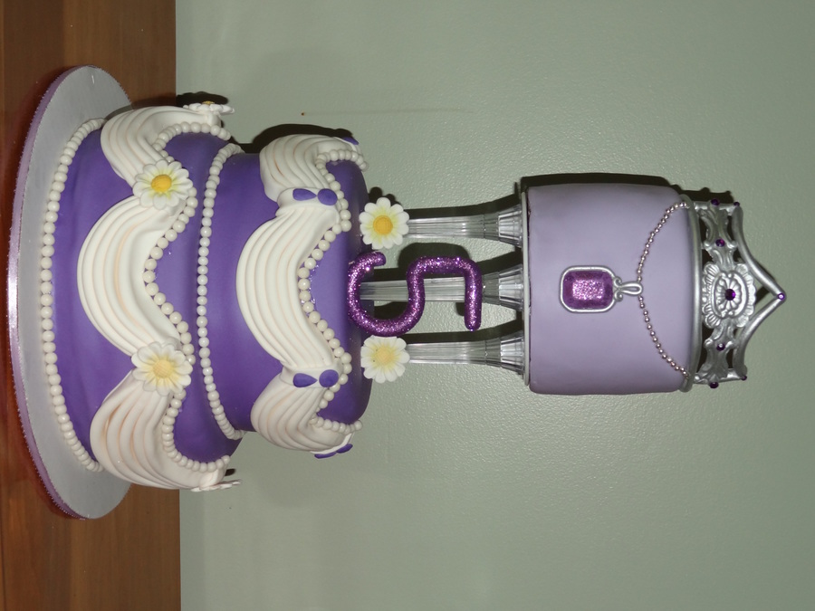 Sofia The 1St on Cake Central