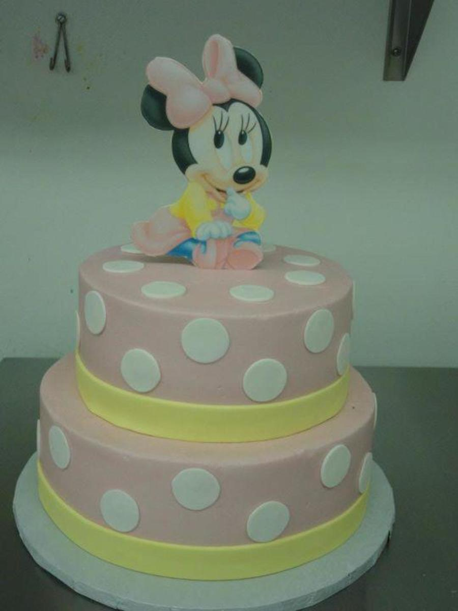 Mini Mouse on Cake Central