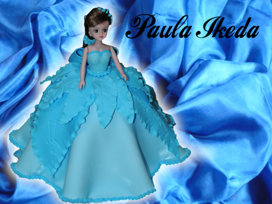 Princess Doll Sheet on Cake Central