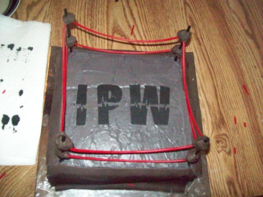 Ipw Cake on Cake Central