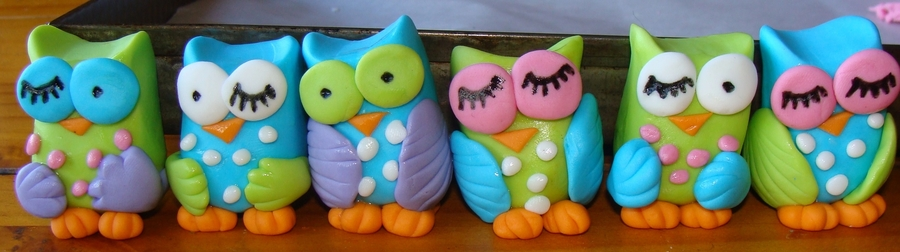 Owls For Spca Cupcake Day on Cake Central