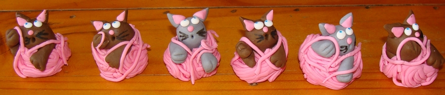Kittens For Spca Cupcake Day on Cake Central