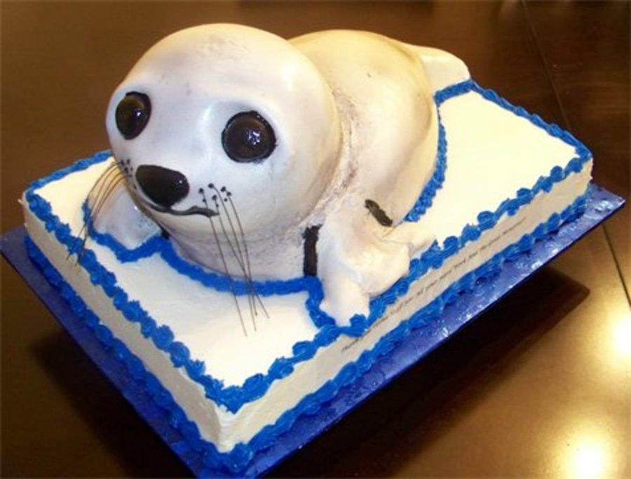 Seal Cake Cakecentral Com