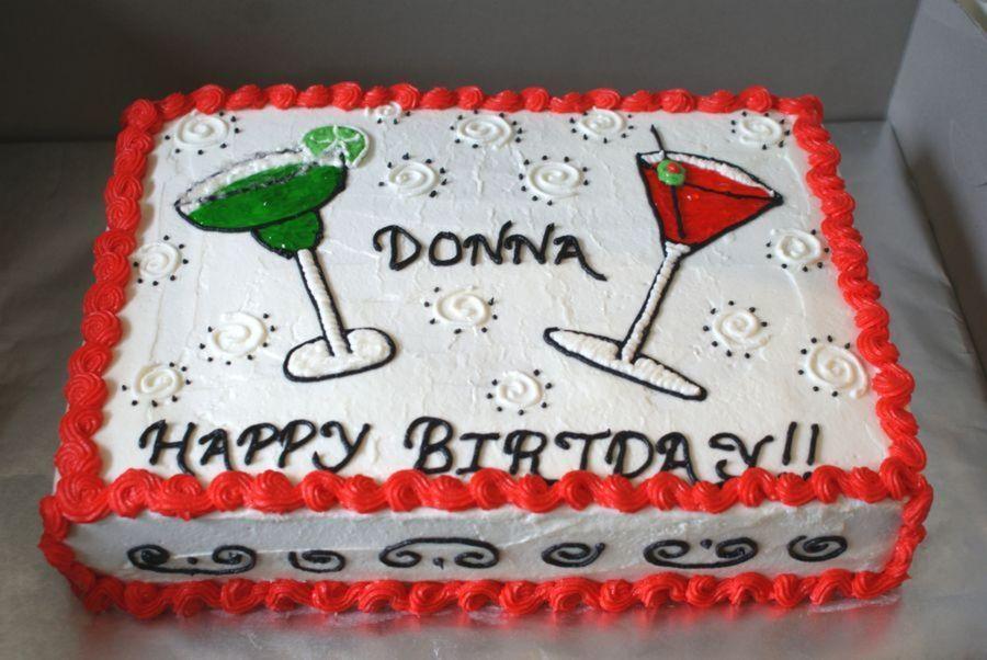 Bartender Birthday Cakecentral