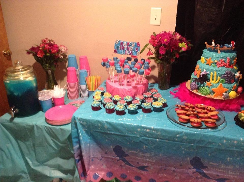 Little Mermaid Cake Pops Recipe