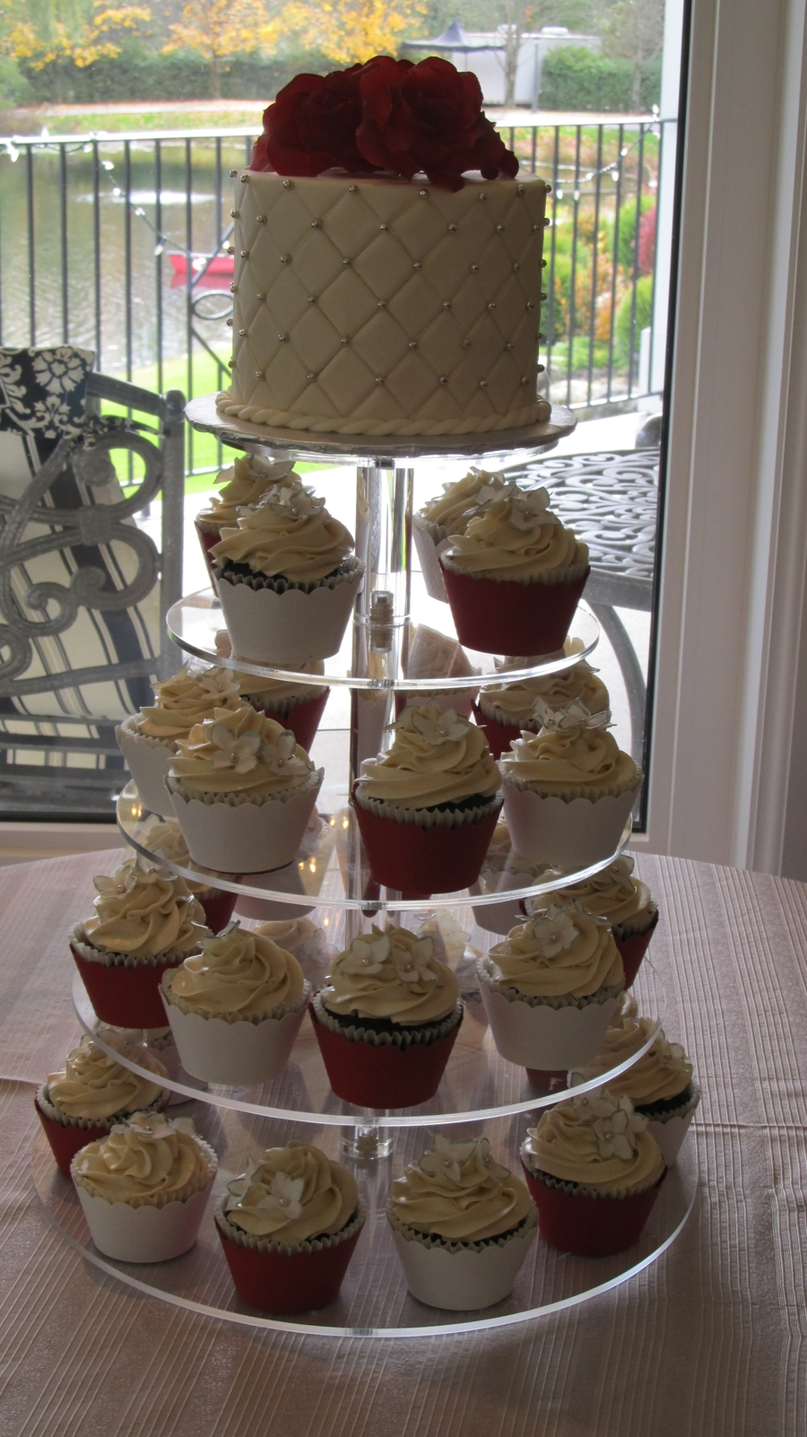 Gluten Free Wedding Cupcakes on Cake Central