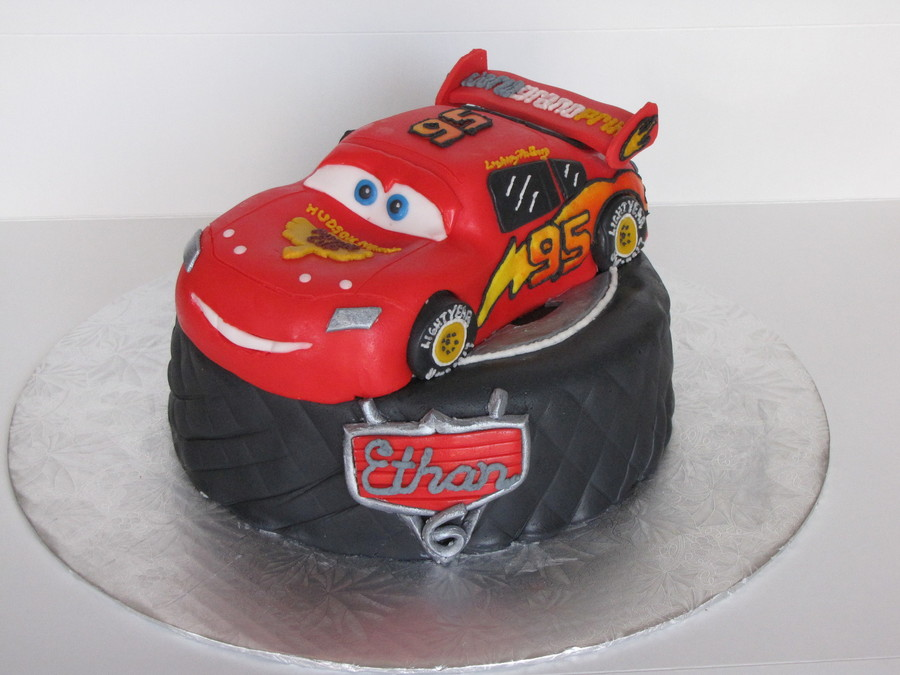 Cars  CakeCentralcom - Birthday cake cars 2
