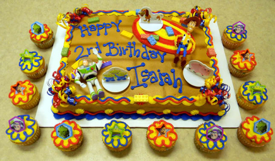 Toy Story Time on Cake Central