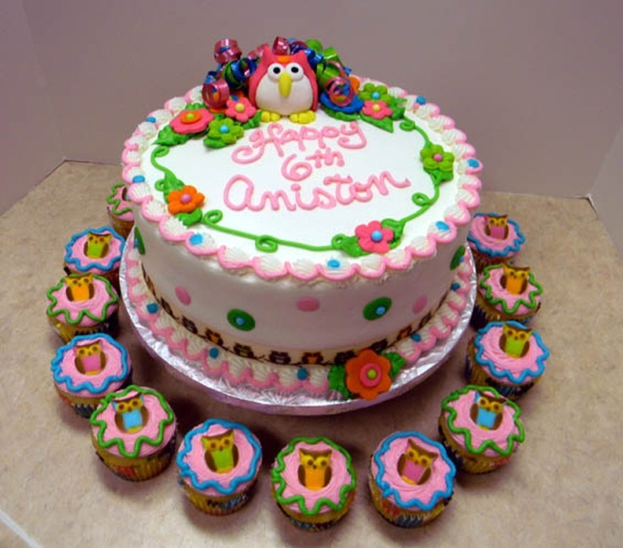 Little Hoot  on Cake Central