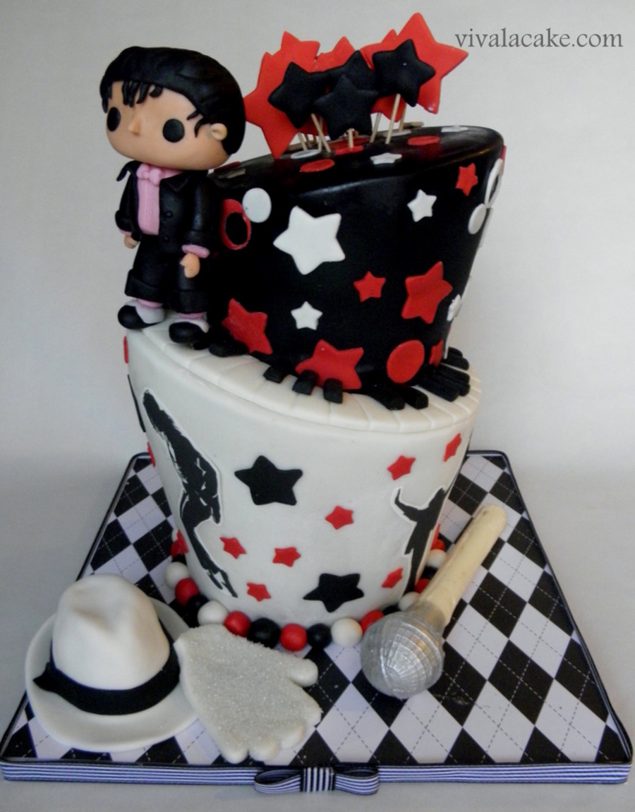 I Am A Pop Star!!! on Cake Central