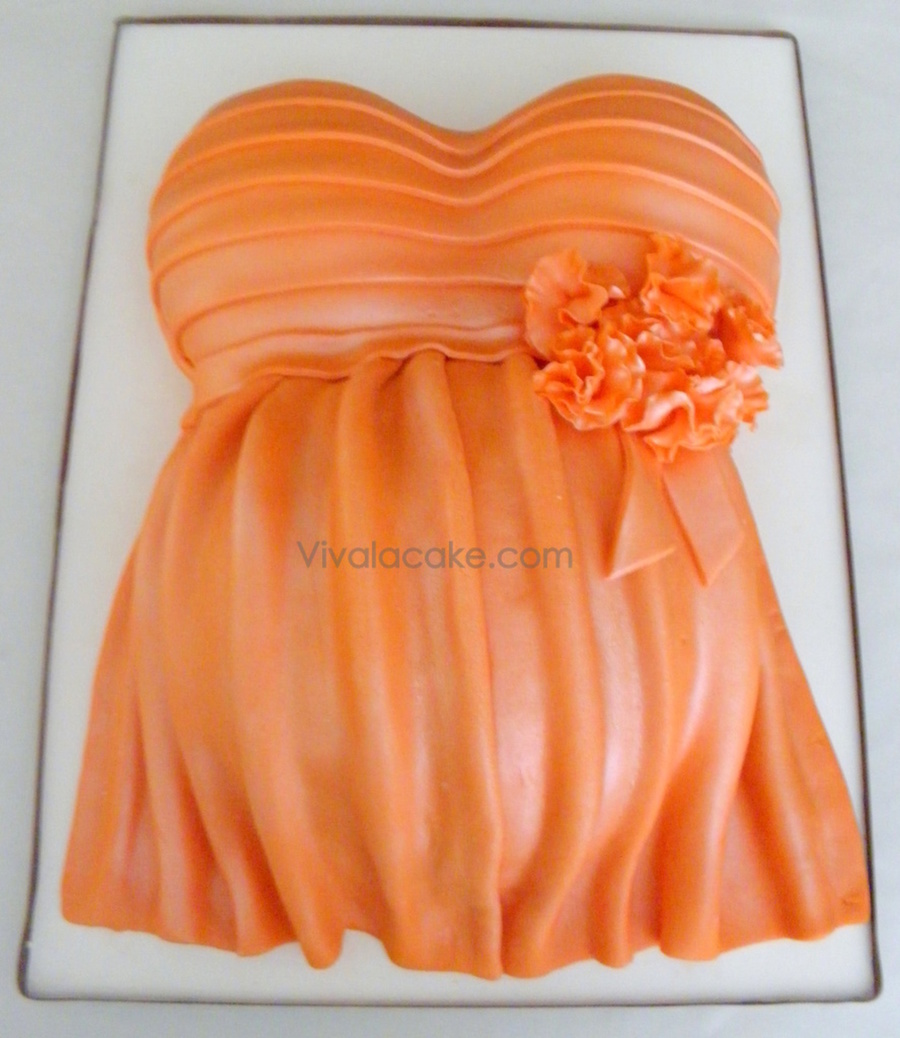 All Carved Cake And Covered With Fondant And Shimmered Using Airbrush And Shimmer Paint on Cake Central
