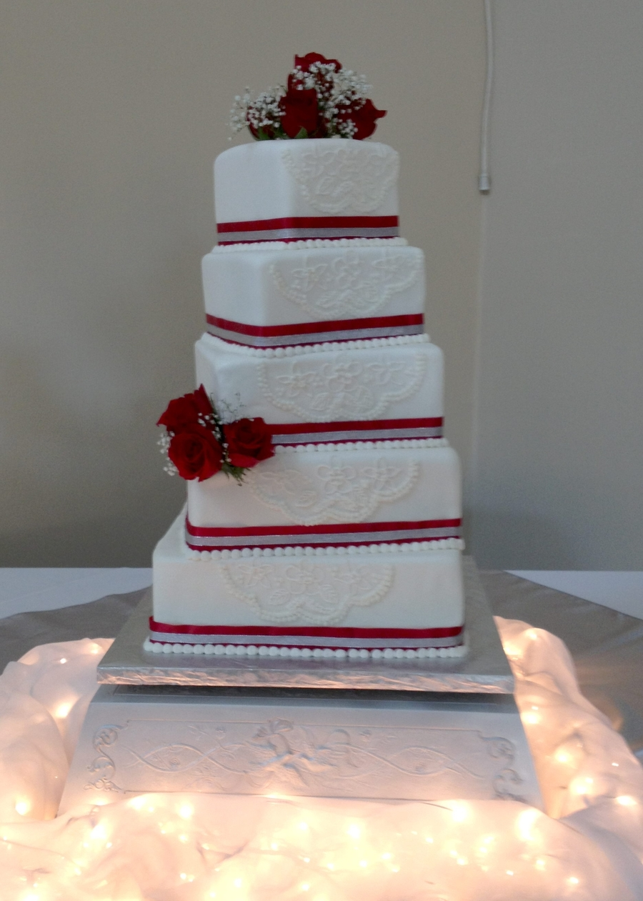 Spiral Wedding on Cake Central