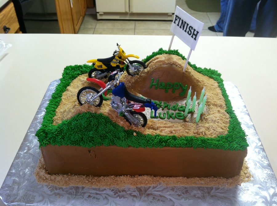 Dirtbike For Lukejpg on Cake Central
