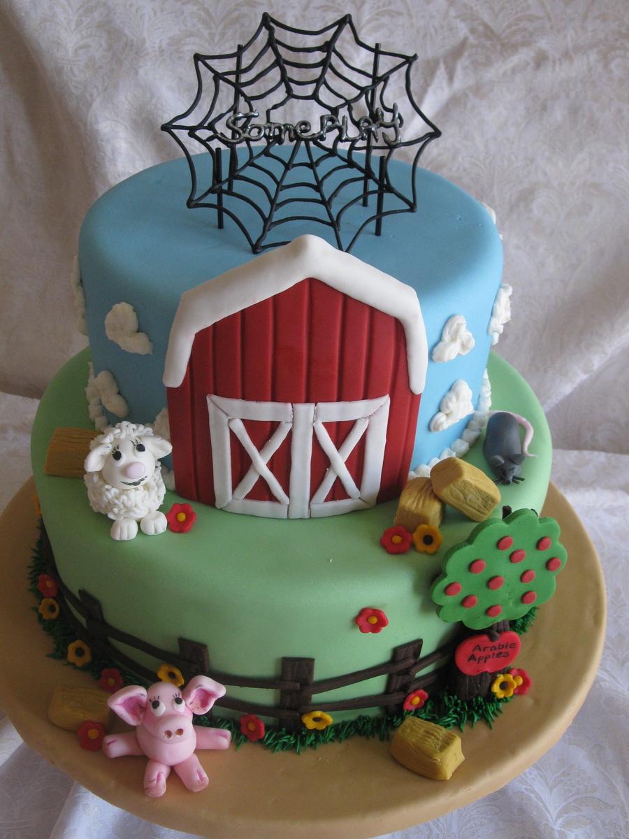 Charlotte S Web Cakecentral Com