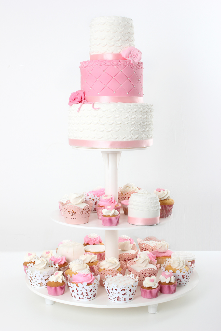 Mini Cakes, Wedding Cake And Cupcakes on Cake Central