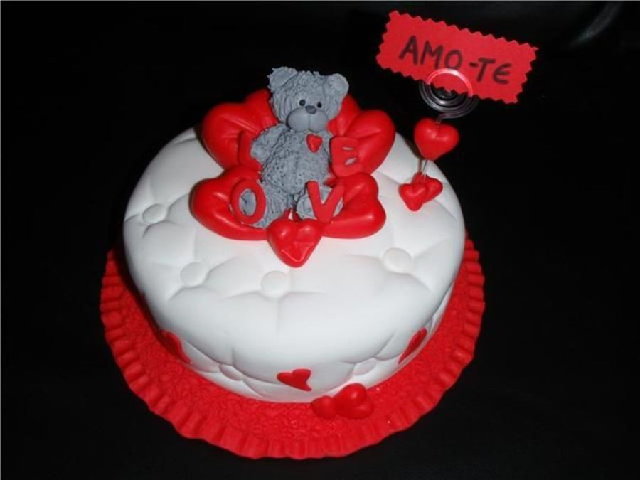 Bear Lovers on Cake Central