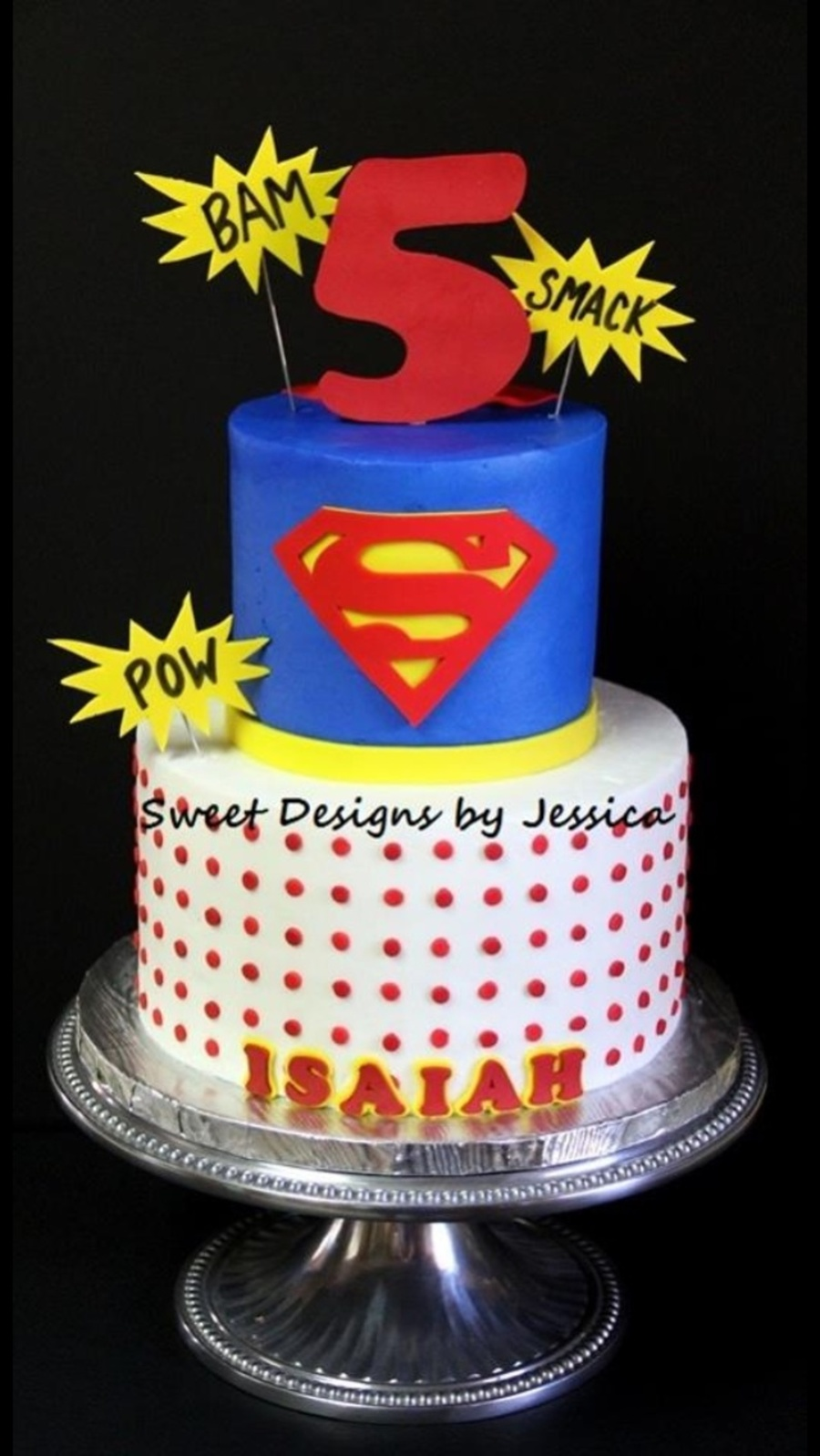 Isaiah's 5Th on Cake Central