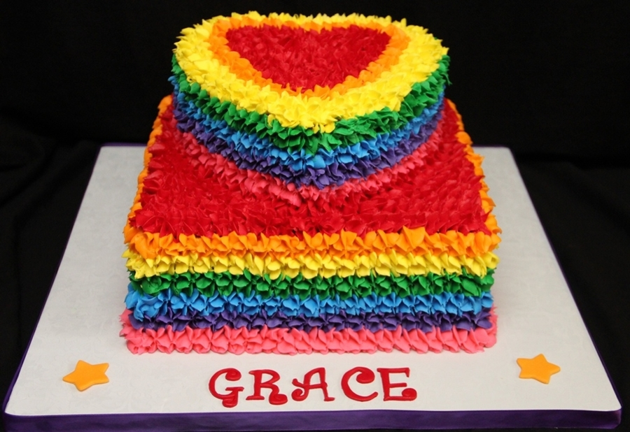 Grace's 6Th on Cake Central